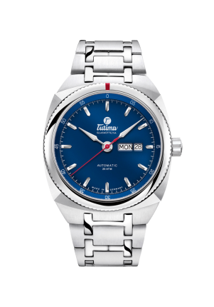 Tutima, Saxon One, Automatic Royal Blue, 6120-05