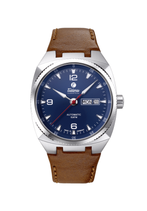 Tutima, Saxon One, M Automatic Steel Blue, 6121-04