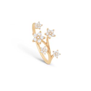 Ole Lynggaard Shooting Stars Ring