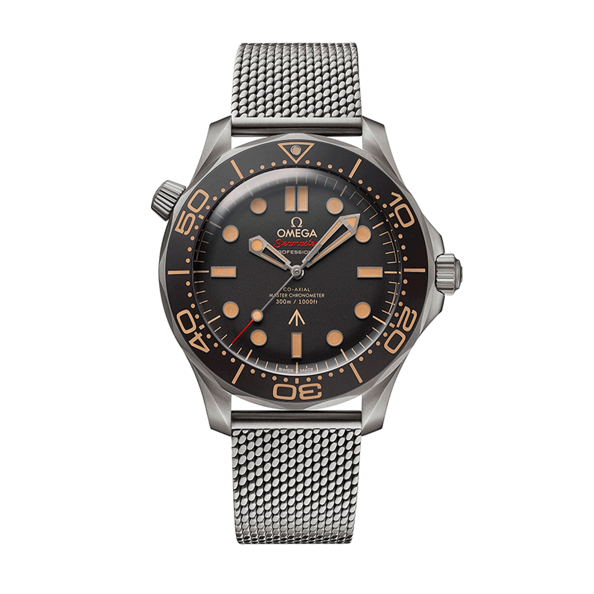 Omega Seamaster 007 Edition